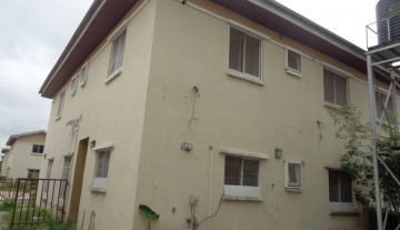 Semi-Detached House, Ajah, Lekki