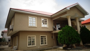 Detached House, Crown Estate, Lekki