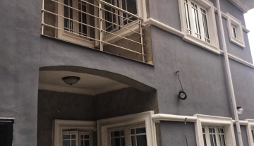 6 Nos. 2 Bedroom Flats at Lekki Phase 1.