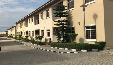 3 bedroom flat with maid's room in Alexandria Quarter, Sangotedo, Lekki Peninsula